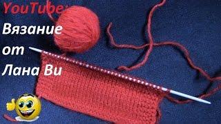 НАДЕЖНО и БЕЗ УЗЛА! Как соединить нити при вязании спицами. Для плотных вязок. Вязание спицами
