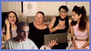 סבתות שלי מגיבות לשירים של דודו פארוק | קורע!!