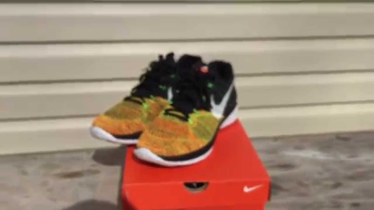 6ebe4e1ef67 Nike flyknit lunar 3  on-foot-look and review  - YouTube