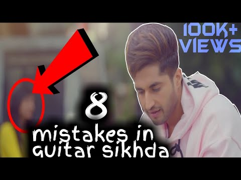 8 funny mistake in guitar sikhda by Jassie Gill | Jaani | B Praak | Arvindr Khaira | Speed Records