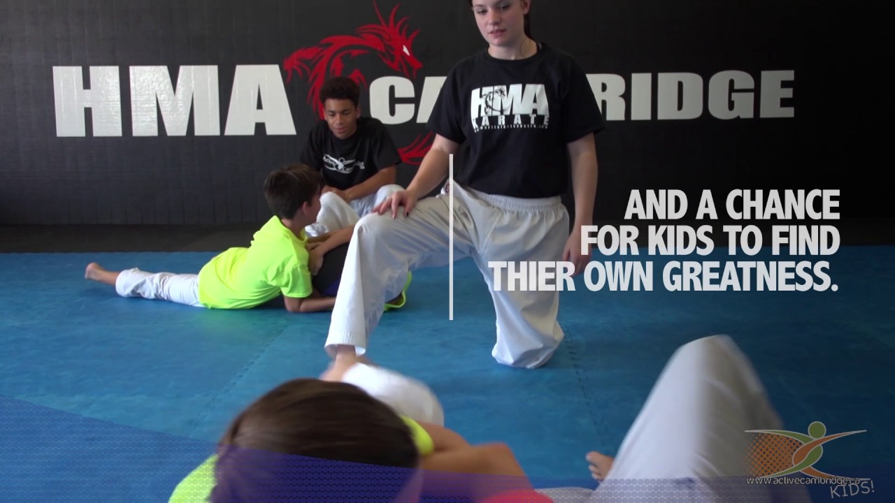 Active Cambridge Kids PROMO - YouTube