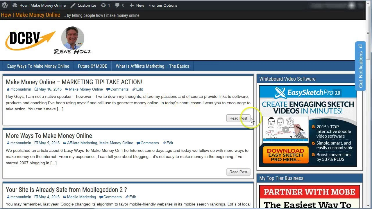 How to add Code to the head tag inside Wordpress