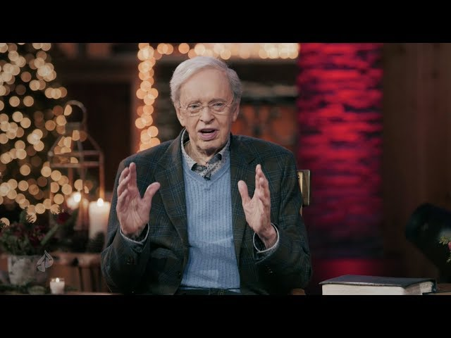 Christmas: A Time to Celebrate – Dr. Charles Stanley