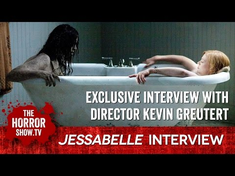 EXCLUSIVE:  with Jessabelle Director Kevin Greutert