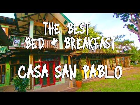 THE BEST BED & BREAKFAST - CASA SAN PABLO, LAGUNA