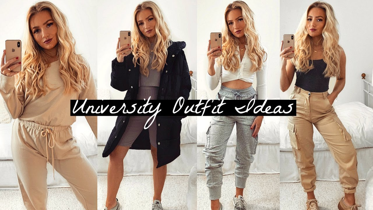 COMFY UNI / COLLEGE OUTFITS 19