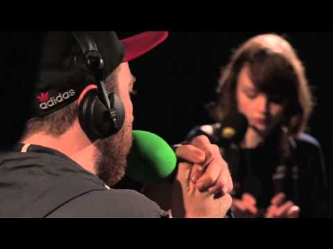 Chvrches - We Sink in session for BBC Radio 1