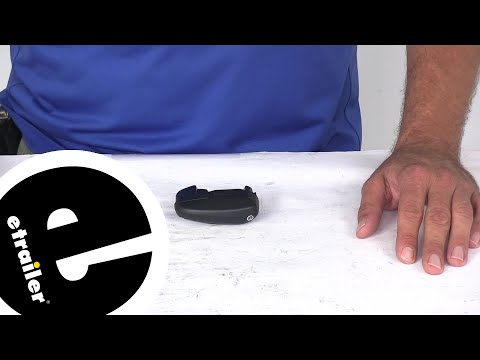 etrailer | Review of Thule Roof Rack - Replacement End Cap - 1500052997