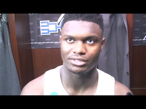 Here's what Zion privately told injured Reddish before game