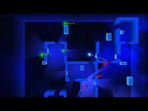 Frozen Synapse: JockGit (green) vs JockGitJnr (red) - Extermination