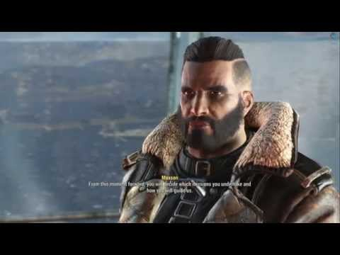 Fallout 4: All Endings(PS4/1080p)