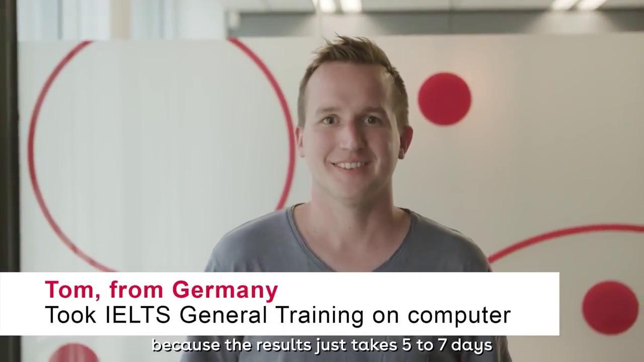 Computer Delivered IELTS Test