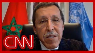 Morocco's UN ambassador: Polisario's referendum is 'dead and buried'