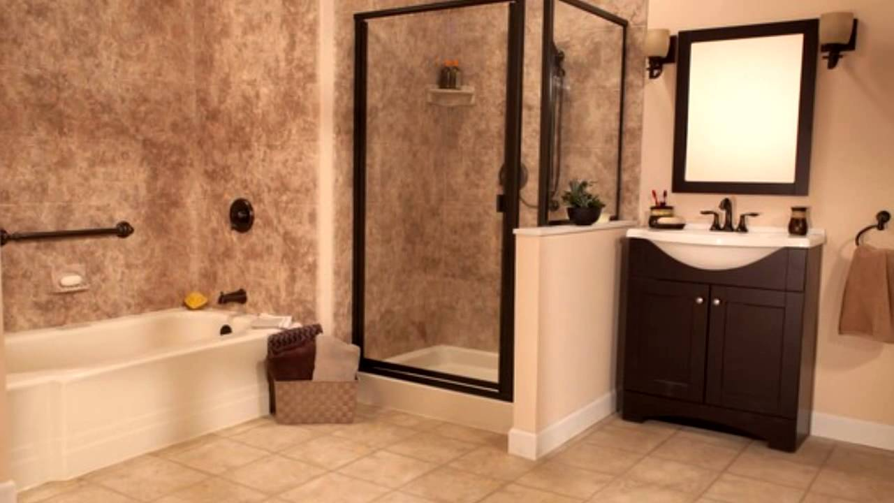 Bath Planet Professional Bathroom Remodeling Bathroom Renovations In Orlando Fl Youtube