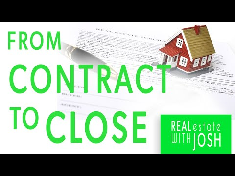 from-contract-to-close-|-real-estate-with-josh