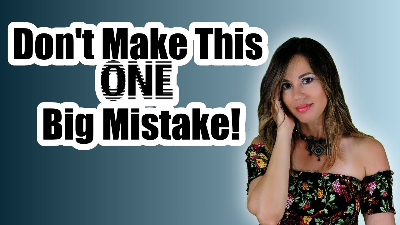 Leaving a Narcissist- Biggest & Most Common Mistake