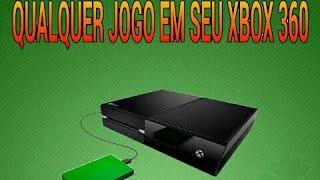 Como Ter Qualquer Jogo Que Você Quiser No Seu Xbox 360