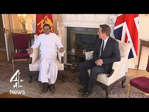 Sri Lanka and Sirisena: Is the country really changing? | Channel 4 News