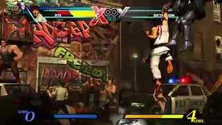 Ultimate Marvel Vs Capcom 3 (Vergil, Ryu, Dante) No Commentary
