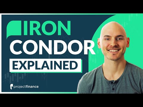 Iron Condor Options Strategy (TUTORIAL + Trade Examples)