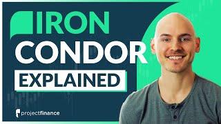 Gambar cover Iron Condor Options Strategy (TUTORIAL + Trade Examples)