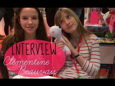 Interview : Clémentine Beauvais !