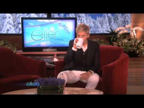 Ellen Loves Vitaminwater Zero!