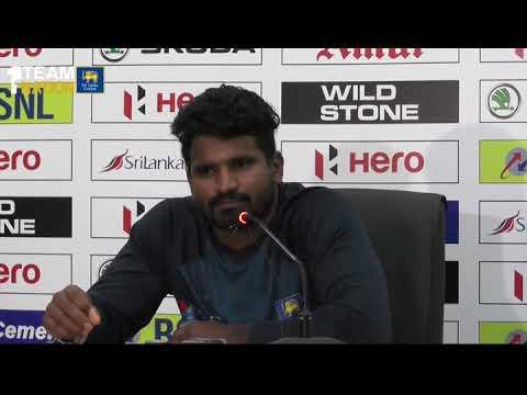 1st T20I Post Match Press Conference Kusal Perera & Shikhar Dhawan - Hero Nidahas Trophy