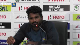 1st T20I Post Match Press Conference Kusal Perera & Shikhar Dhawan - Hero Nidahas Trophy