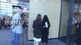 Germany: AfD politician wears niqab to Thuringian parliament