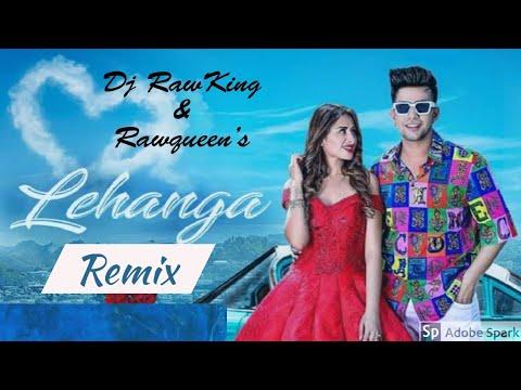 lehanga-:-remix-|-jass-manak-|-latest-punjabi-songs-|-dj-rawking-x-rawqueen-|-rs-visuals-|