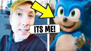 6 YouTubers SECRETLY IN MOVIES! (Chad Wild Clay, DanTDM, Jelly, Logan Paul, KSI)