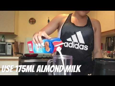 First video, would like to get into uploading fitness and food videos, overnight oats, be kind 😁