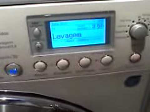 Lg tromm Steam Washer Owners manual clean