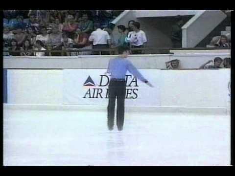 Michael Weiss (USA) - 1994 Goodwill Games, Figure Skating, Men
