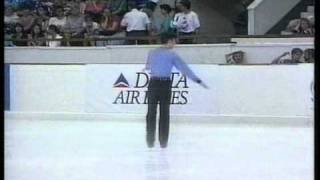 Michael Weiss (USA) - 1994 Goodwill Games, Figure Skating, Men