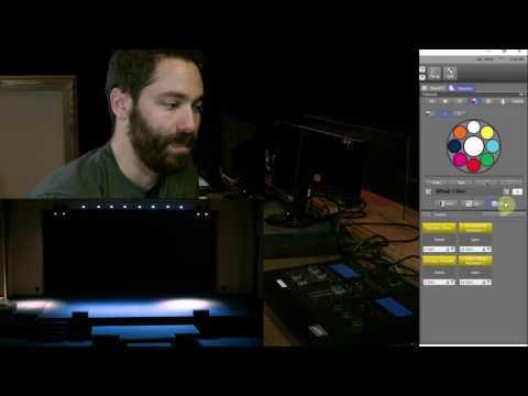 Jands Vista Lighting Training Video 3