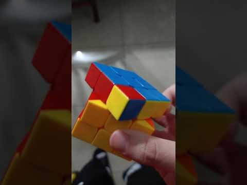 Fake cube #SHORTS