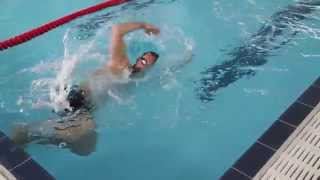 How to do a Breaststroke turn