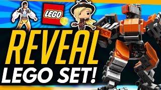 Overwatch | LEGO BASTION REVEAL + Amazing New Merch (Roundup)