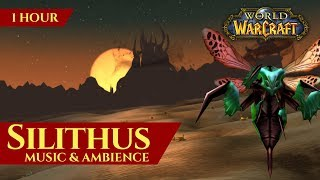 Vanilla Silithus - Music & Ambience (1 hour, 4K, World of Warc…