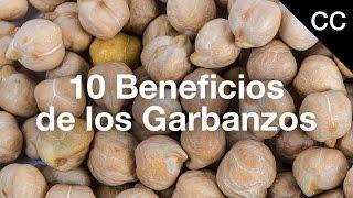 10 Beneficios de los Garbanzos   Ciencia de la Comida