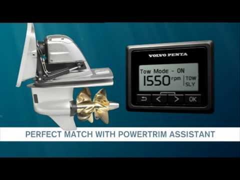 Water sports with Tow mode – Volvo Penta