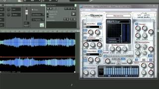 Samplitude Pro X: Automating Object FX (Camel Space)