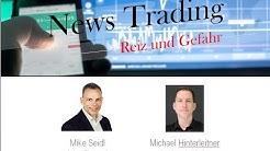 Reiz und Gefahr von Newstrading - Chancen größer als Risiko?