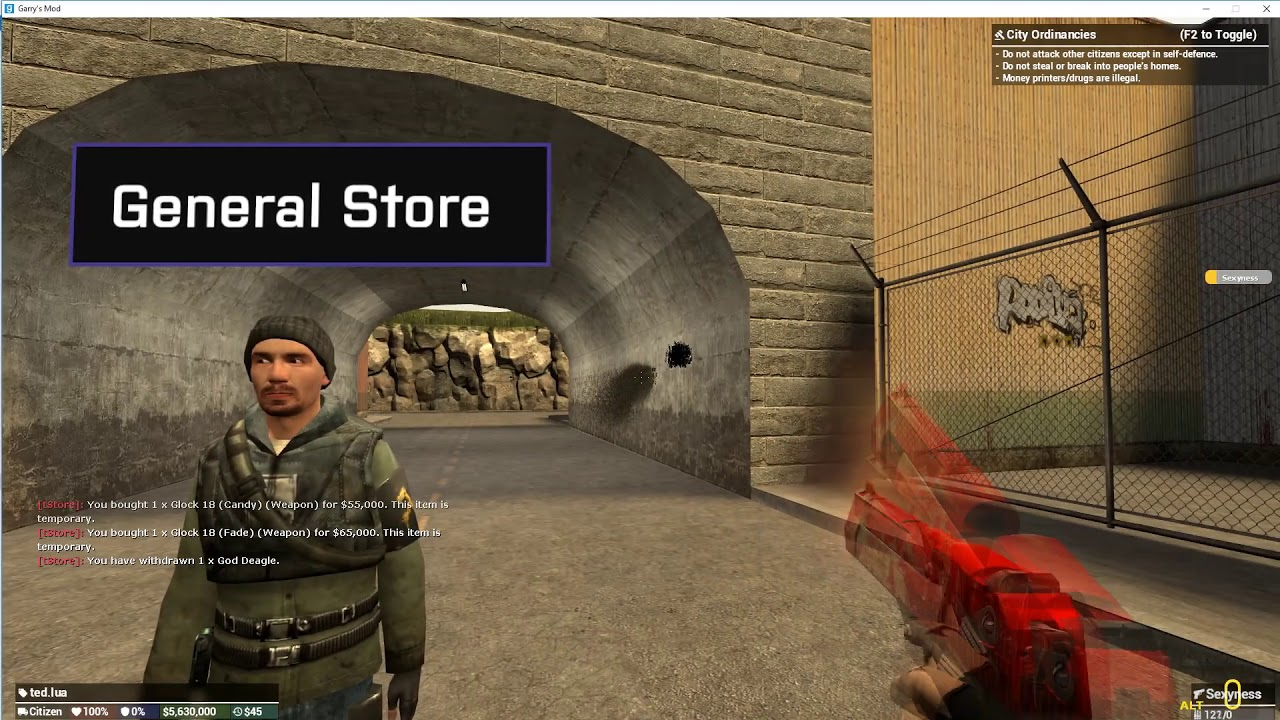 tStore - The Better Way To Shop (Permanent Weapons)