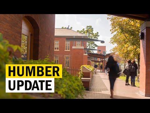 Humber Update: COVID-19 SOS Fund, GlobalMedic Partnership, Radio Humber