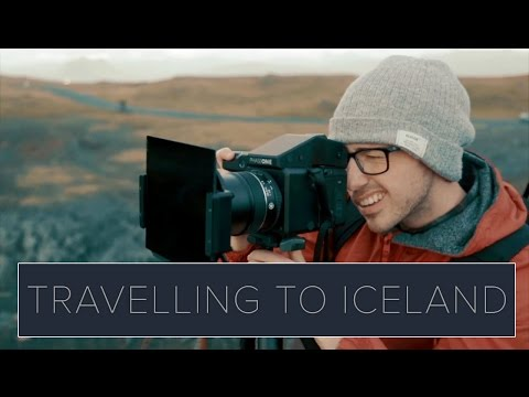 Travelling To Iceland w/Phase One XF 50MP