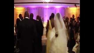 Best Zim Wedding Dance Ever :Part 1 (Muchato WaSandyB naTau) 13/08/2011