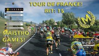 Tour de France Rit 15: Mende-Valence!